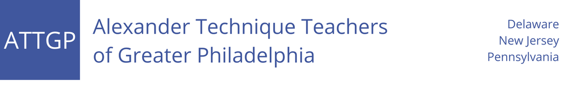 Alexander Technique Teachers of Greater Philadelphia